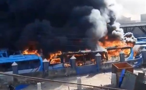 BRT owners claim N100m loss to #ENDSARS protests