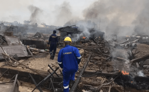Exploded Baruwa gas station has no license, operations illegal — DPR