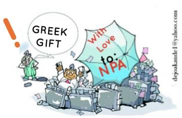 Terminal Operators' Greek Gifts To NPA