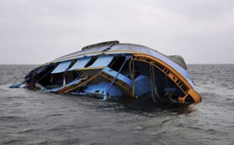 Two killed as boat capsizes