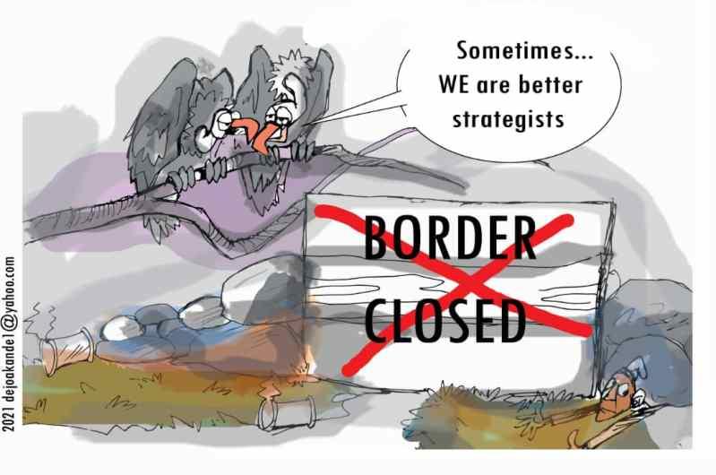 The Tragic Irony of Delayed Border Re-opening