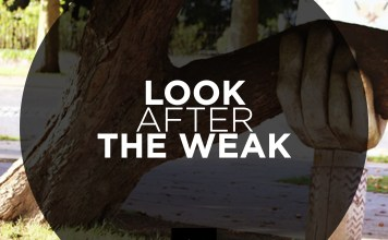 Look After The Weak