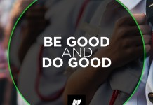 Be Good and Do Good