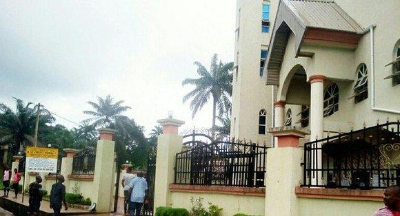 The Ozubulu Church Attack