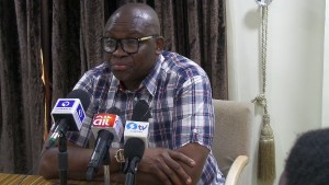EFCC threatens to arrest Gov Fayose immediately after Fayemi won Ekiti election