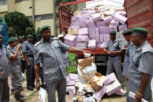 Customs Seize Contraband Goods Worth N414.7m