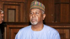 Dasuki Has Fulfilled All Bail Conditions, Lawyer Says