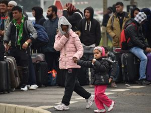 Hundreds Of Foreign Migrants Abscond In Britain