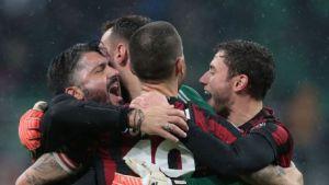 CAS Overturns AC Milan Europa League Ban