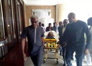 APC, FG Operatives Intimidating My Doctors – Metuh