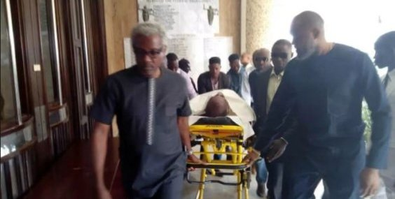 APC, FG Operatives Intimidating My Doctors – Metuh
