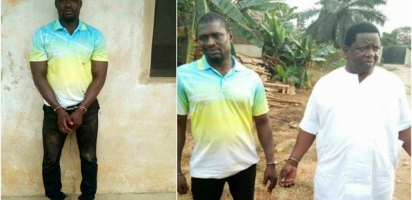 """""""I Have Killed Over 100 People!"""" – 'Born Again' Assassin, Ade Lawyer Confesses (Video)"""