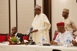 Buhari's Bill On Water Resources Splits Northern, Southern Senators