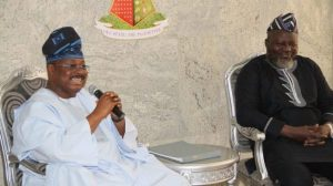 Adebayo Shittu Doesn't Have What It Takes To Be Governor – Ajimobi