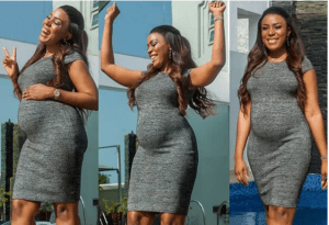Popular Blogger, Linda Ikeji, Reveals Gender Of Her Baby