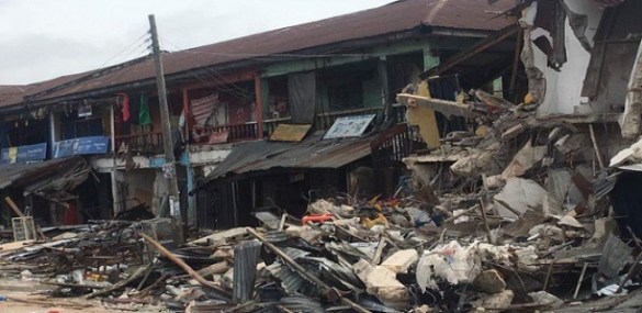 Demolished Ile-Epo Market Redevelopment To Gulp N2bn