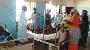Casualties As Suicide  Bombers Hit Borno Military Market