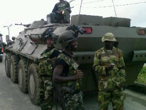 Boko Haram Ambush Military Convoy; 23 Soldiers and 8 Amour Trucks Yet to be Found