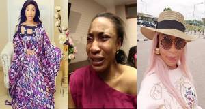 'Police is Coming to My Home to Arrest Me' – Actress, Tonto Dikeh Reveals
