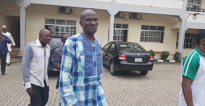 Image result for Court strikes out alleged militancy suit against Jones Abiri
