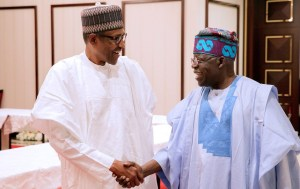 'Buhari Worried That The Crisis Between Ambode And Tinubu Will Affect His Re-election'
