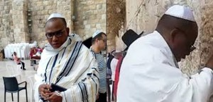 Israeli Government Has This to Say About Nnamdi Kanu's Presence In Jerusalem