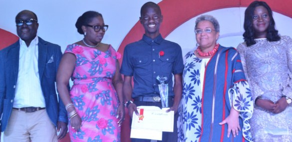 Micheal Emmanuel is the Winner of Quramo Writers' Prize 2018