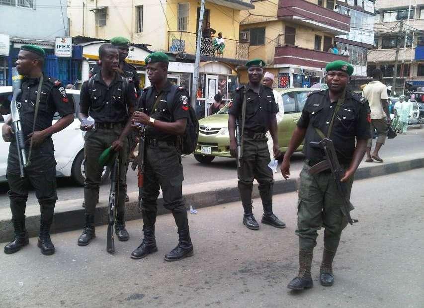 Image result for Nigerian police arrest cultist