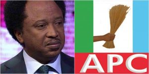 APC Reacts to Resignation of Shehu Sani from Party