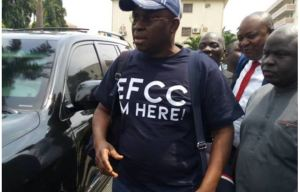 EFCC Moves Fayose To Lagos As Trial Begins At Federal High Court On Monday