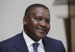 Aliko Dangote, Aliko Dangote Smile, Aliko Dangote Buys Arsenal, Africa's Richest Man,