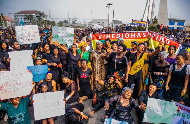 Emeka Ihedioha's Supporters