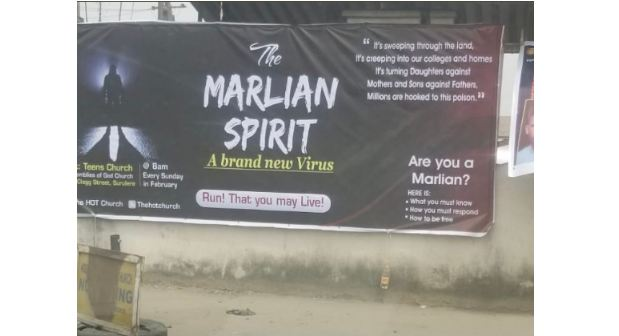 marlian spirit banner