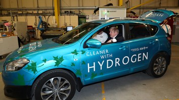 uk hydrogen car, UK Set To Ban Sale Of Petrol Cars From 2035