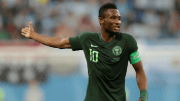 Mikel Obi Is The Greatest Nigerian Footballer - Amokachi
