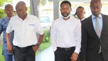 Caverton Pilots Remanded In Prison