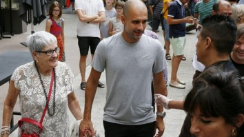 Pep Guardiola's mother dies