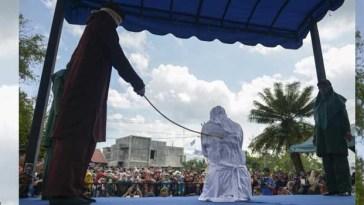 Saudi Arabia abolishes flogging as punishment for crime