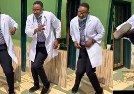 Nigerian Doctor legwork