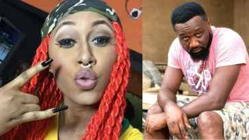 jude okoye and cynthia morgan
