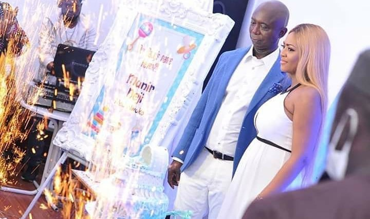 Photos From The Naming Ceremony Of Regina Daniels And Ned Nwoko's Son