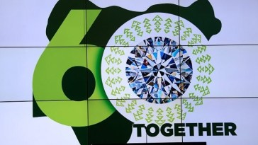 Nigeria's 60th Independence Anniversary Logo