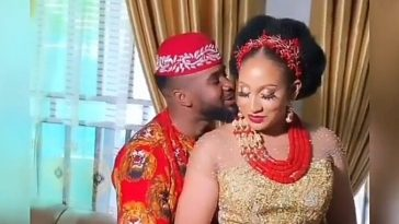 Williams Uchemba's Traditional Marriage