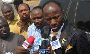 Apostle Johnson Suleman, Man Withdraws support