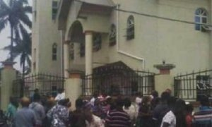 Ozubulu Catholic Church Attack