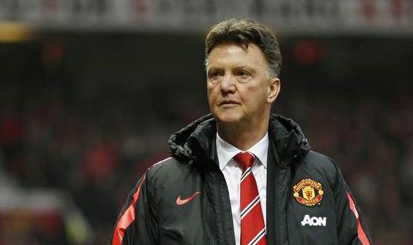 Louis-van-Gaal manchester united fans