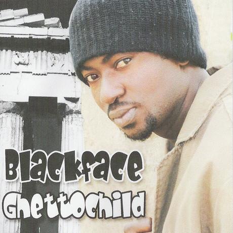 blackface ghetto child