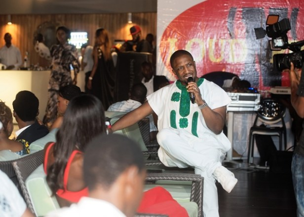 Award winning artist DAREY performs at LoudNProudLive Luxury Edition