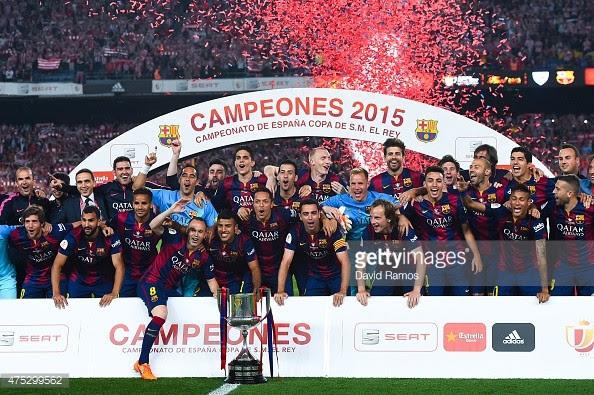 Barcelona vs Athletico Madrid