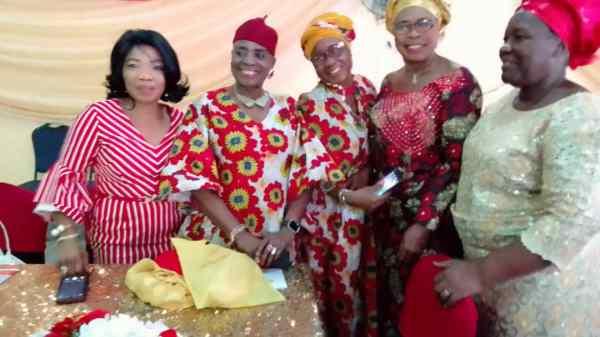 Head High Organisation's Feast For Widows